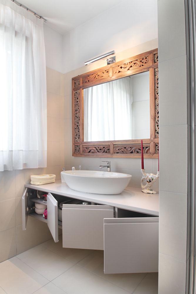 Pensile Bagno Moderno Atlantic : Mobile bagno sospeso classico awesome lusso
