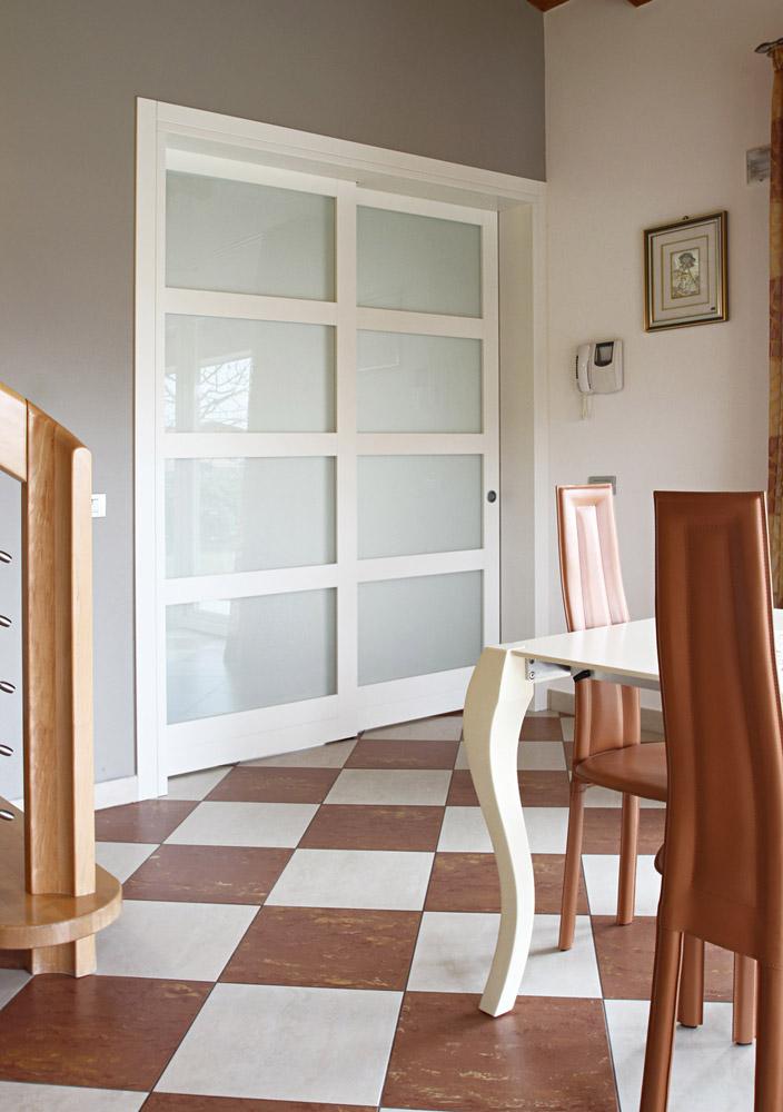 Parete divisoria in legno simple parete attrezzata divisoria in legno e vetro air wildwood - Parete divisoria in vetro prezzi ...