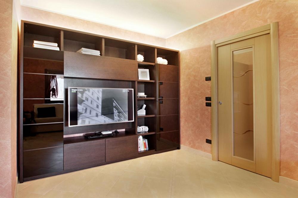 Emejing mobili in rovere contemporary for Mobili soggiorno online