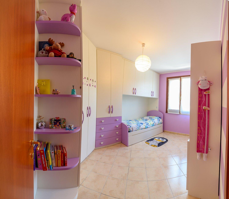 Camera per bambina in frassino sprea arredamenti - Camera per bambina ...